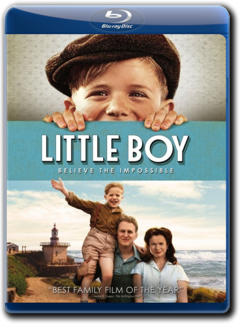 Малыш / Little Boy (2015)