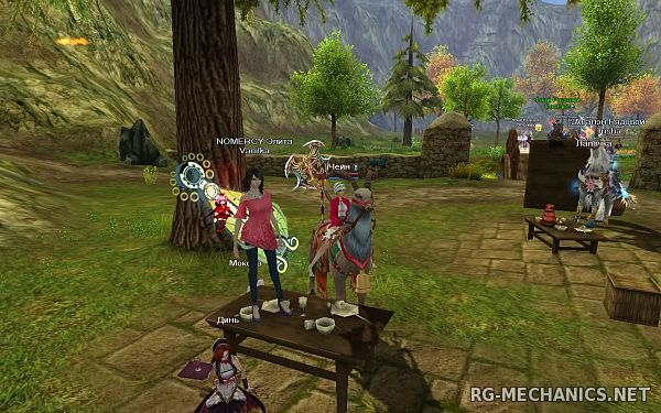 Скриншот к игре Blood and Soul [22.03.2016] (2011) PC | Online-only