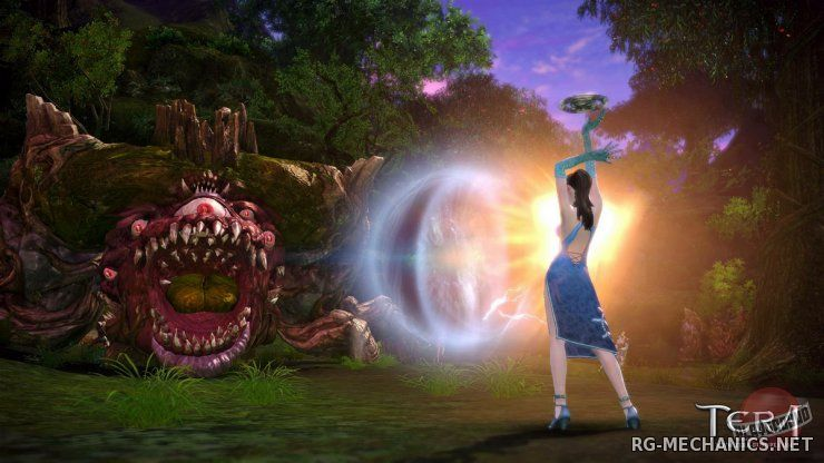 Скриншот к игре TERA: The Next [66] (2015) PC | Online-only