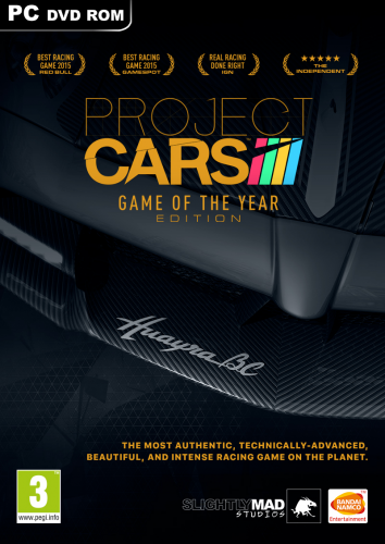 Project CARS: Game of the Year Edition (2015) PC | RePack от R.G. Catalyst