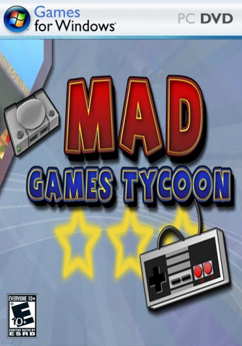 Mad Games Tycoon [v0.160523A] (2015) PC   Repack