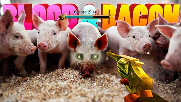 Blood and Bacon (2016) PC | RePack от Pioneer