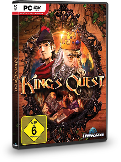 King's Quest - Chapter 1-2 (2015)
