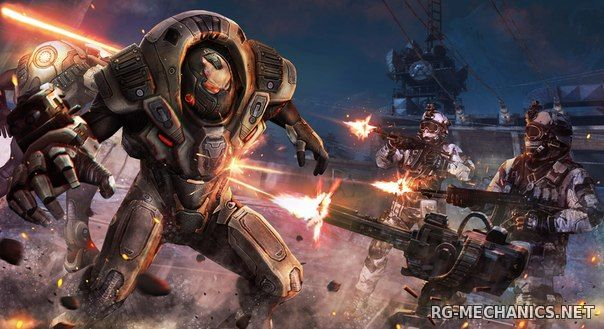 Скриншот к игре Black Fire [2.0.17] (2013) PC   Online-only