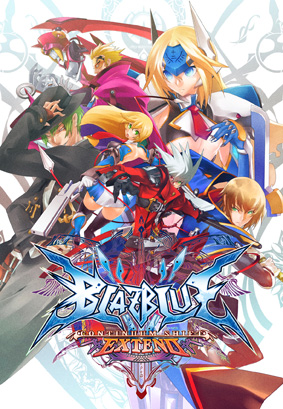 BlazBlue: Continuum Shift Extend по сети