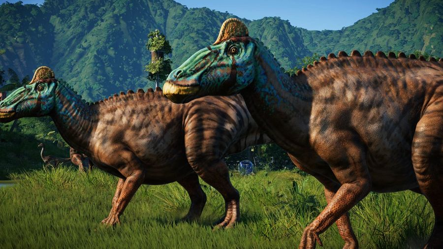 Скриншот 3 к игре Jurassic World Evolution: Deluxe Edition [v 1.4.3 + DLCs] (2018) PC | Repack от R.G. Механики