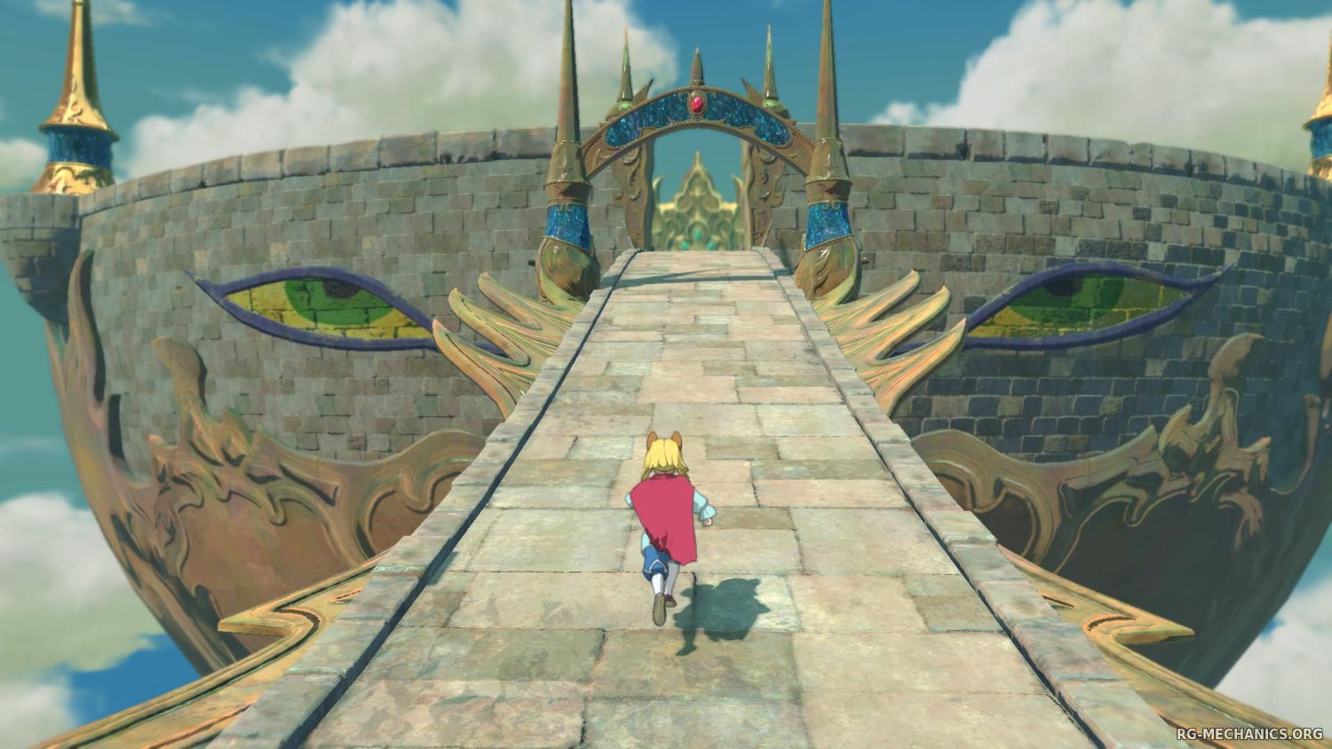Скриншот 2 к игре Ni no Kuni II: Revenant Kingdom - The Prince's Edition [v 3.02 + 6 DLC] (2018) PC | RePack от R.G. Механики