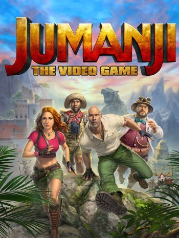 Jumanji The Video (2019)