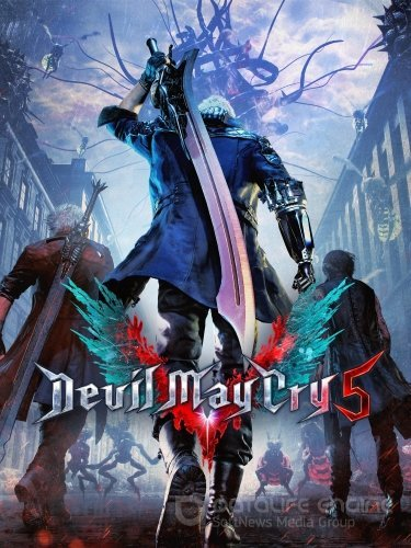 Devil May Cry 5 - Deluxe Edition (1.0 build 5962864+DLC) (2019) RePack от R.G. Механики (2019)