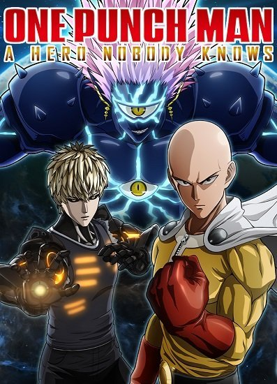 ONE PUNCH MAN A HERO NOBODY KNOWS (2020) скачать торрент RePack