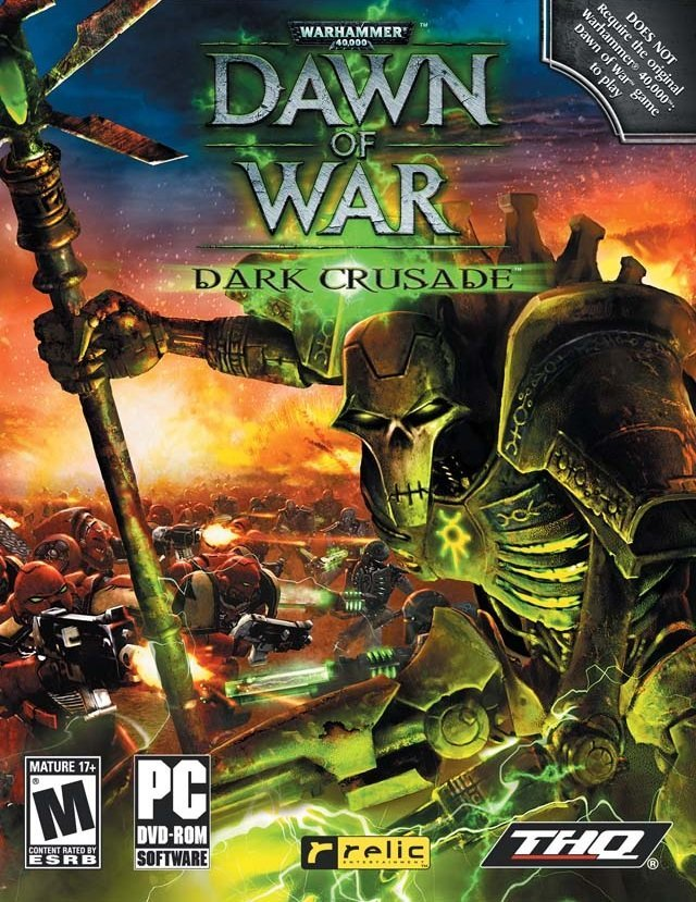 Warhammer 40000: Dawn of War – Dark Crusade (2006) (2006)