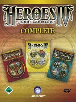 Heroes of Might and Magic 4 Complete (2004) (2004)