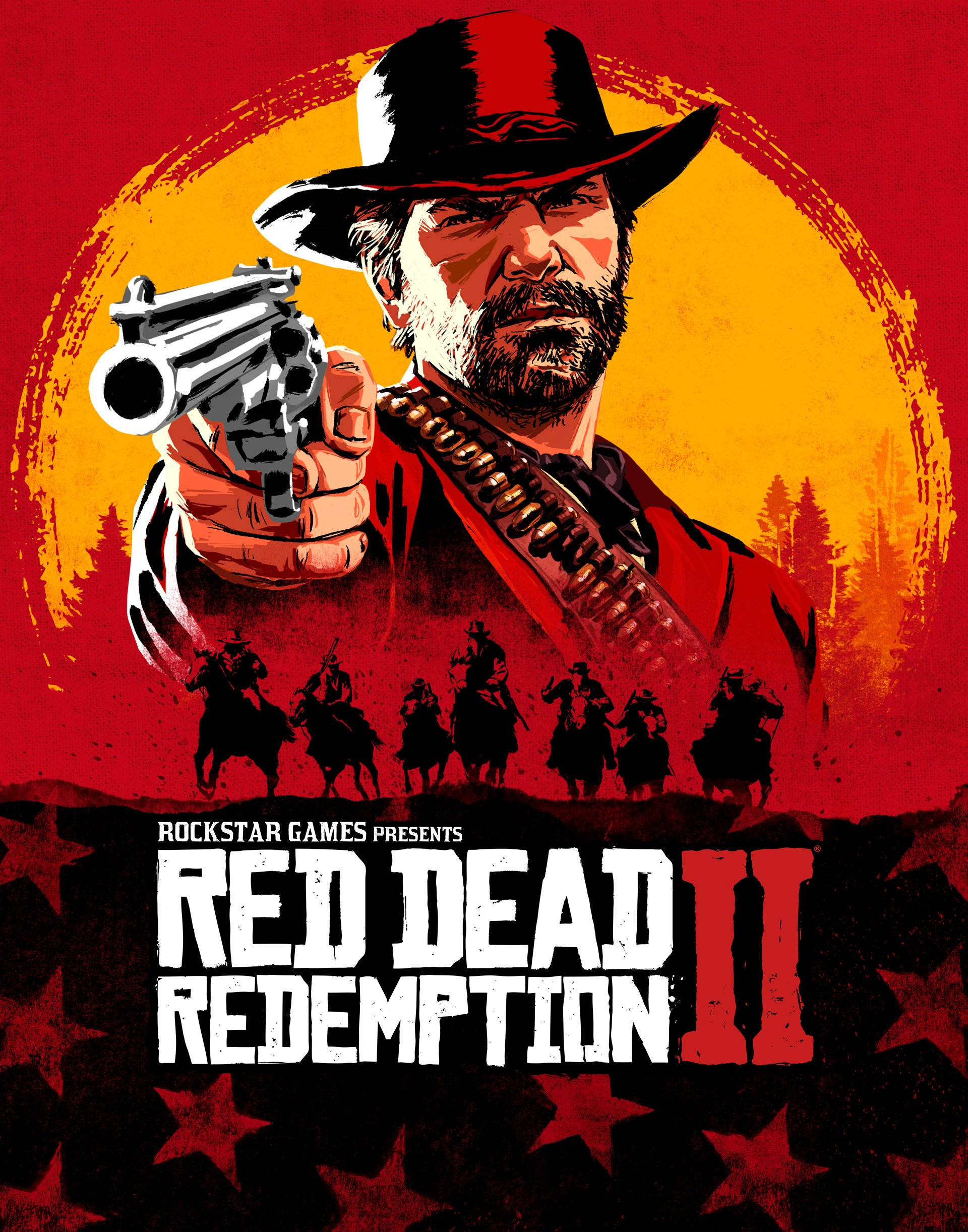 Red Dead Redemption 2: Ultimate Edition [v.1.0.1311.23] (2020) RePack от R.G. Механики (2019)