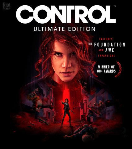 Control: Ultimate Edition [Update 1 (41028)] (2020) RePack от R.G. Механики (2019)