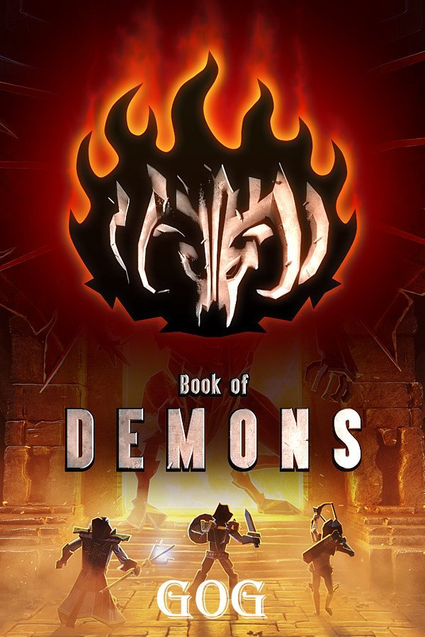 Обложка к игре Book of Demons: Collector's Content v.1.04.22689 [GOG] (2018) Лицензия