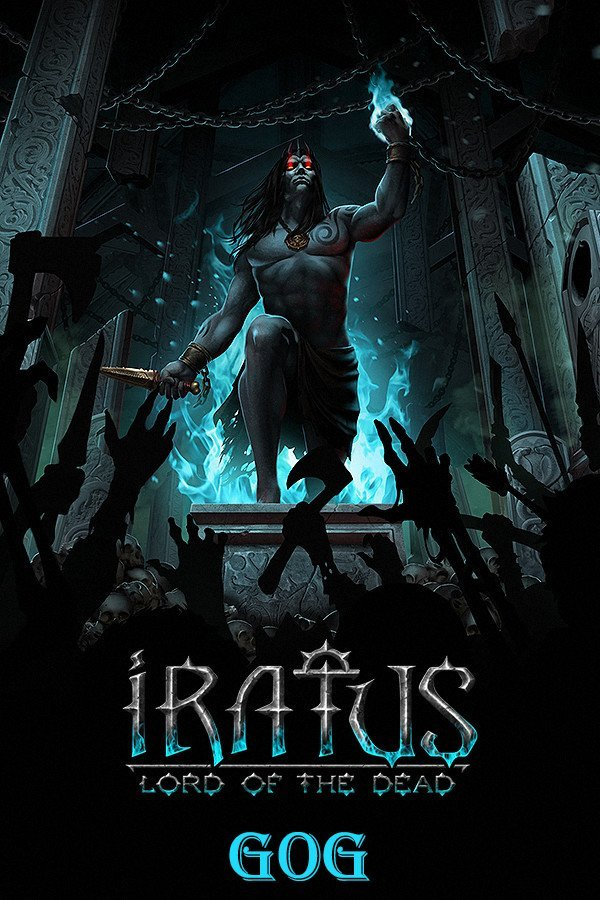 Обложка к игре Iratus: Lord of the Dead v.181.02.00 [GOG] (2020) Лицензия